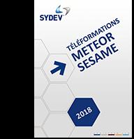 Catalogue de téléformation Meteor et Sesame
