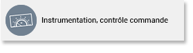 Instrumentation, contrôle commande